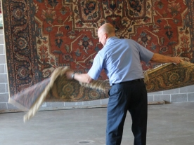 Porters specializes in Oriental Rugs