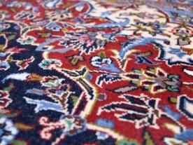 Persian Rug Close Up