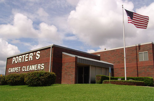 Our Location Porters Carpet Cleaners
